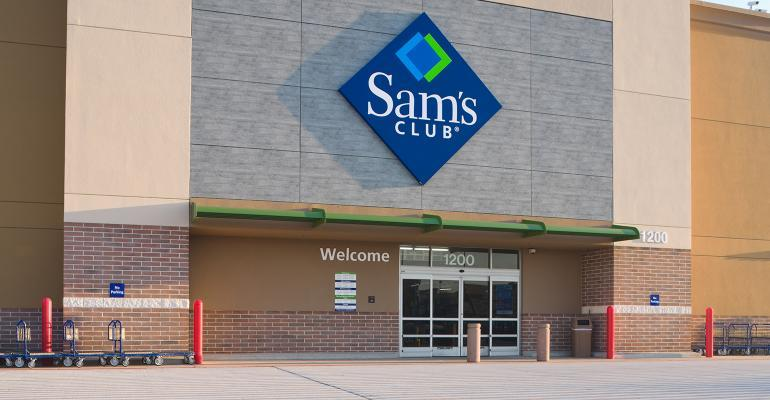 RV Sams club